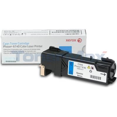 XEROX PHASER 6140 TONER CARTRIDGE CYAN